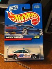 1999 Hot Wheels Police Cruiser #1046