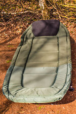 Deluxe XL Bedchair with Neoprene Pillow, Wide Boy, Really Comfty! RRP £129.99