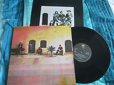 Poco  ‎– Rose Of Cimarron ABC Records ABCL 5166 Inner Pic Slve UK Vinyl LP Album