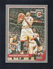 2015-16 Panini Complete Silver #133 Hassan Whiteside - NM-MT