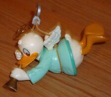 Disney DONALD DUCK Angel w/Trumpet Christmas Ornament