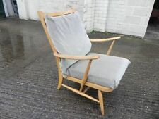 Ercol Vintage/Retro Conservatory Armchairs