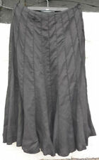 Marks and Spencer Linen Hippy, Boho Casual Skirts for Women
