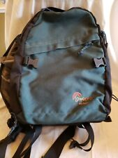Lowepro M-trekker BP 150 Backpack Polyester and Cotton Charcoal Gray wTAG