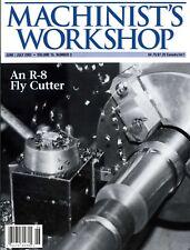 Machinist's Workshop Magazine Vol.15 No.3 June/July 2002