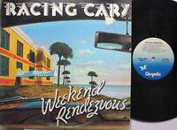 Rock Lp Racing Cars Weekend Rendezvous On Chrysalis