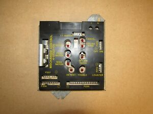 Rowe Ami Jukebox R84 to R94 Mechanism Control Board / PCB