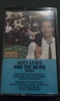 Huey Lewis & The News, Sports, cassette