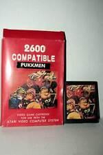PUKKEMEN GIOCO USATO ATARI VCS 2600 ED INTERNAZIONALE RIPRODUZIONE FR1 41253