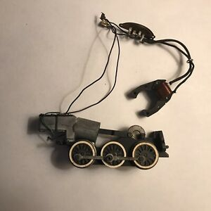 American Flyer 6 Wheel Steam Chassis - Hudson? 290 Series? Parts Lot