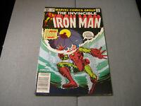 Iron Man #158 (1982 Marvel) Newsstand