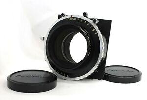 [Near Mint] Fuji Fujinon C 600mm F/11.5 4x5 8x10 Large Format Lens from Japan