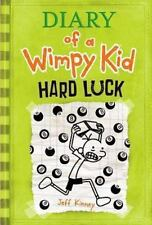 Diary of a Wimpy Kid: Hard Luck 8 by Jeff Kinney (2013, Hardcover, Prebound)