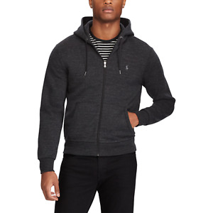 Polo Ralph Lauren Double Knit Tech Fleece Hoodie Jacket & Pants Track Suit New