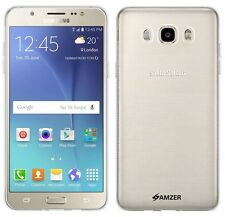 AMZER Clear Pudding Matte TPU Case Back Cover For Samsung GALAXY J5 2016 SM-J510