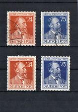 Alliierte Besetzung - Briefmarkensatz 1947 Gestempelt u. Postfrisch