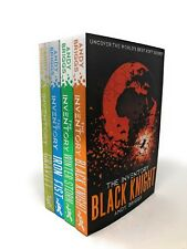 Andy Briggs 4 Books Collection The Inventory Series, Black Knight, Winter Storm,