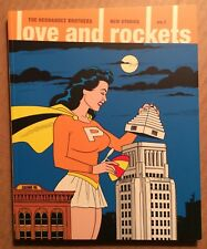 LOVE AND ROCKETS: NEW STORIES NO. 1 TRADE (2008) Hernandez Brothers