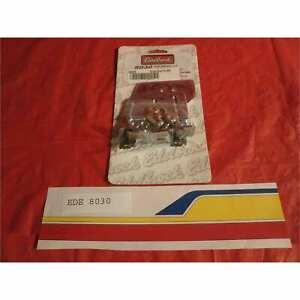 Edelbrock 8030 Carburetor Accelerator Bracket Chrome Chevy Throttle Bracket Up T
