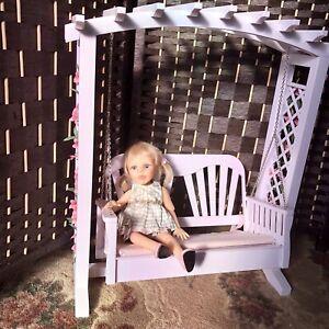 PAT MOULTON BJD Limited Edition #2/10 Jordan Dressed Girl Doll Blonde Blue COA +