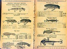 Catalog Kirtland Bros NY Hunting Fishing Guns Heddon Lures Flies 1924
