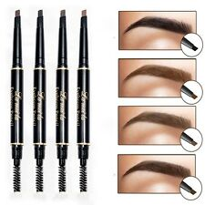 Natural Double Head Automatic Long Lasting Tattoo Waterproof  Eyebrow Pen Makeup