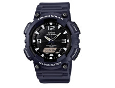 Brand New Casio Watch AQS810W-2A2V Self-Charging Solar Power System World Time