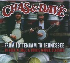 Chas & Dave - From Tottenham To Tennessee: 39 Rockney & Boogie Woogie...