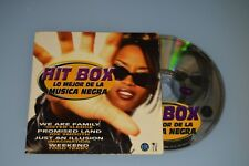 Hit Box - Promo. CD-SINGLE Promo