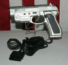 Falcon Lightgun with Laser Target System - Playstation 1 & 2 (G-Con)