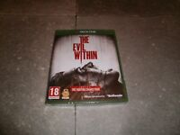 Jeu XBOX ONE Version Française: THE EVIL WITHIN - Neuf sous Blister