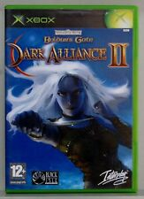 BALDURS GATE DARK ALLIANCE 2 - XBOX - PAL ESPAÑA - COMPLETO