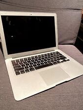 MacBook Air Mid 2011 13 Inch 480GB SSD 4GB RAM