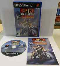 Console Gioco Game SONY Playstation 2 PS2 PAL Play HUNTER THE RECKONING WAYWARD