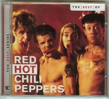 RED HOT CHILI PEPPER - THE BEST OF RED HOT CHILI PEPPERS [CAPITOL] - NEW CD
