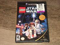 Lego Star Wars II 2 The Original Trilogy Nintendo Gamecube Complete CIB