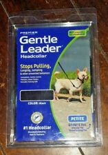 Gentle Leader Headcollar ~Petite under 5lbs~ Black *Free Shipping*