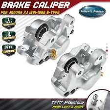 2x Disc Brake Caliper For Jaguar Xj12 74 79 Xj6 74 87 Xjs 76 94 Rear Leftampright Fits Jaguar