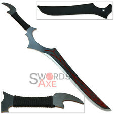 Absolute Duo Japanese Anime Sword Julie Sigtuna - Carbon Steel Cosplay Replica