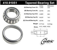 Wheel Bearing and Race Set-Premium Bearings Centric fits 2002 Kia Sedona