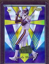 1998 Randy Moss Collector'S Edge Super Bowl Rookie Preview Rc Vikings