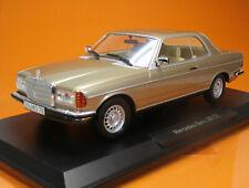 Norev 183702 Mercedes 280 CE 1980 Champagne Metallic Scale 1/18