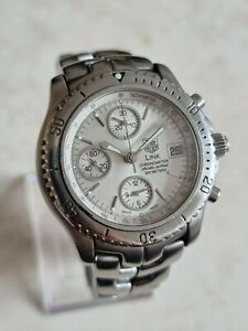 TAG Heuer Link Chronograph Watch CT5113