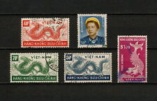 (YYAZ 380) Vietnam 1952 USED Airmail Dragon of Wandering Souls Indochine