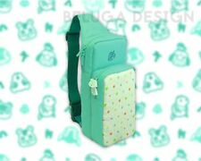 Animal Crossing Bag - Over the Shoulder Backpack - Stores Nintendo Switch and Li