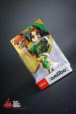 Legend of Zelda link Majoras Mask Amiibo Brand NEW AND SEALED
