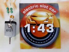 Carrera Go Auto Motor 12V - 15V auch für Digital 143