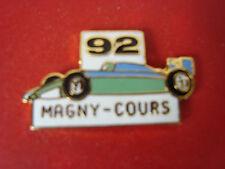 pins pin formule 1 f1 1992 magny cours