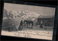 132.241  Chamonix - Le mont-Blanc, vu du Brévent, gl1908