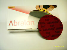 "20  6""  ABRALON PADS BRAND NEW 500 GRIT - AUTHENTIC PADS BY MIRKA"